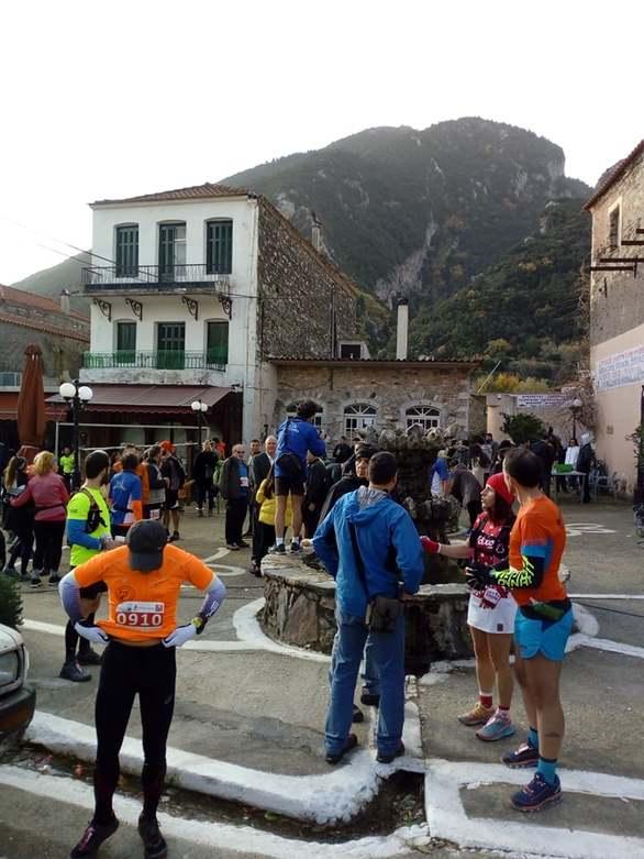 Συγχαρητήρια ανακοίνωση του Σ.Μ.ΑΧ. Φειδιππίδη για τον 7ο Καστόρειο Ορεινό Ημιμαραθώνιο Ταΰγετου