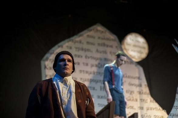 """""""Ένα παιδί μετράει τ' άστρα"""" - Το αριστούργημα του Μενέλαου Λουντέμη ανεβαίνει στο Θέατρο Απόλλων!"""