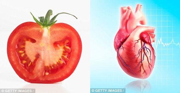 Το σχήμα των τροφών φανερώνει ποιο όργανο ωφελούν! (φωτο)