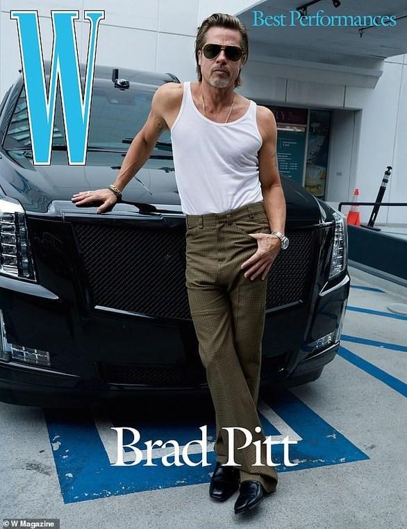 O Brad Pitt αποκάλυψε πότε έδωσε το πρώτο του φιλί!