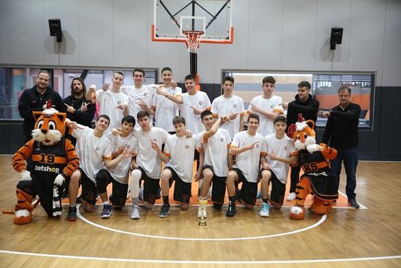Ολοκληρώθηκε το 2nd Promitheas U16 New Year's Cup - Στην κορυφή ο Προμηθέας (φωτο)