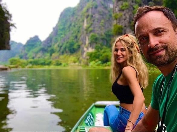 Γιώργος Λιανός - Η φωτογραφία που δημοσίευσε με τη σύντροφό του!