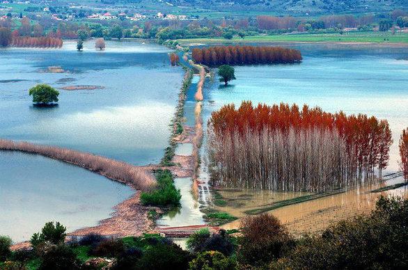 Η μυθική ομορφιά της λίμνης Στυμφαλίας! (φωτο+video)