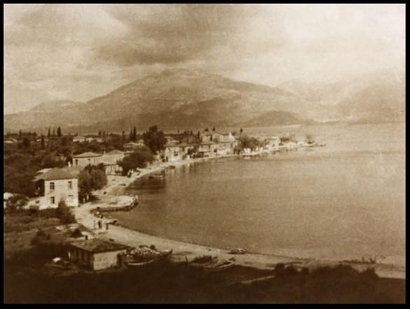 Ψαθόπυργος - Το όμορφο ψαροχώρι τη δεκαετία του 50