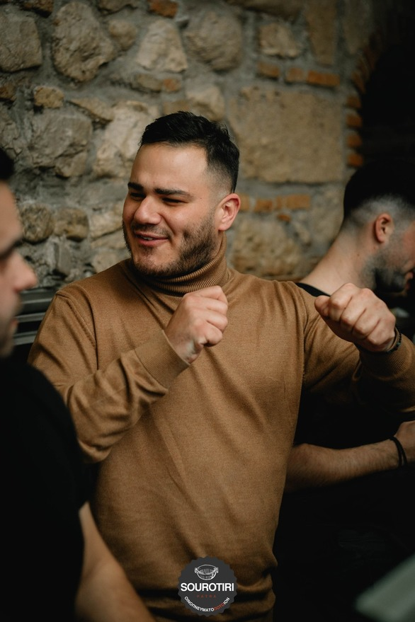 Akis Bardakis at Σουρωτήρι 11-01-20