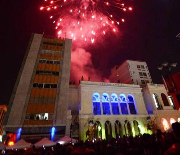 Πατρινό Καρναβάλι 2020 - Από τον Παντοκράτορα φέτος τα πυροτεχνήματα της τελετής έναρξης!