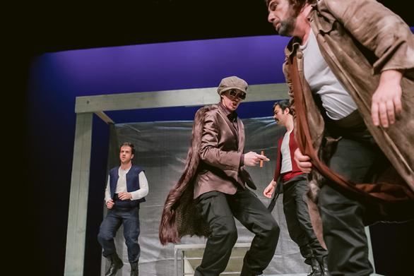 """ΔΗΠΕΘΕ Πάτρας - Η εμβληματική παράσταση """"Γκόλφω"""" κάνει πρεμιέρα (φωτο)"""