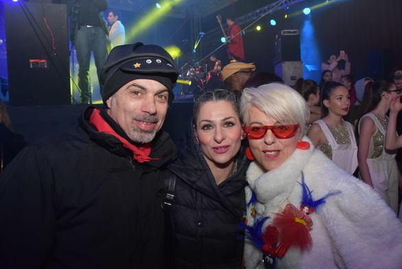 Το Πατρινό Καρναβάλι 2020 είναι εδώ! - Η γιορτή ξεκίνησε (φωτο)