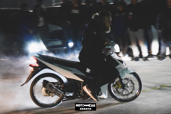2η Συνάντηση Moto & Cars στην παραλία Ακράτας 18-01-20 Part 3/3