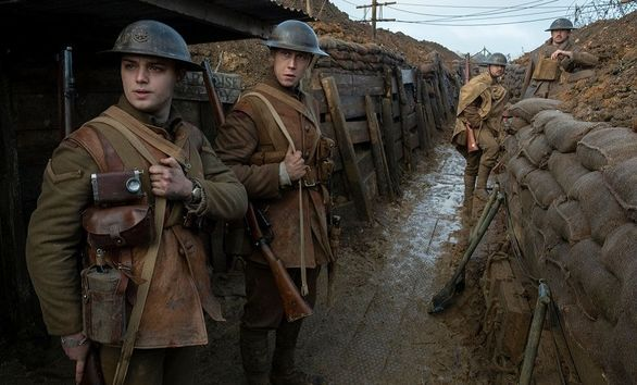 1917 - Η πολεμική ταίνια συνεχίζει να παίζει στις Πατρινές αίθουσες