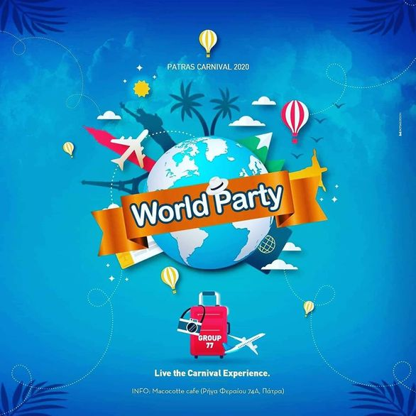 Group 77: World Party