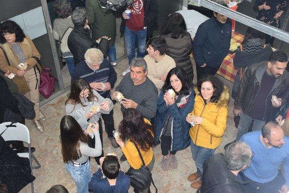 Πάτρα: Έκοψαν πίτα στον σύλλογο ΑΣΤΟ-επικοινωνούμε (φωτο)
