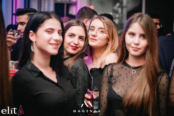Friday Night at Magenda Night Life 24-01-20