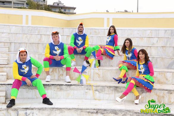 Group 9: Super Patradise