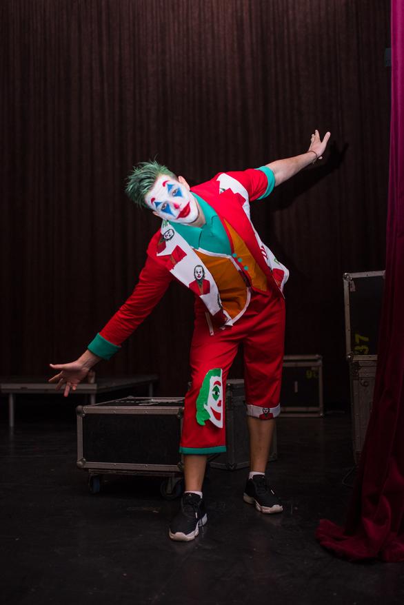 Για ένα... οσκαρικό Καρναβάλι ο Joker και η παρέα του μας περιμένει!