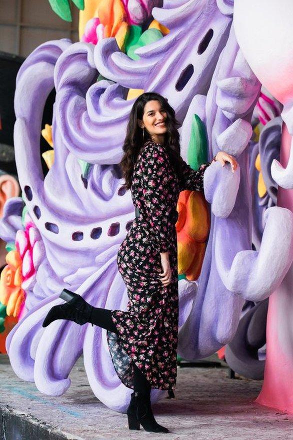 Μαρία Κυριακοπούλου - Η Βασίλισσα του Πατρινού Καρναβαλιού 2020 στο patrasevents.gr (pics)