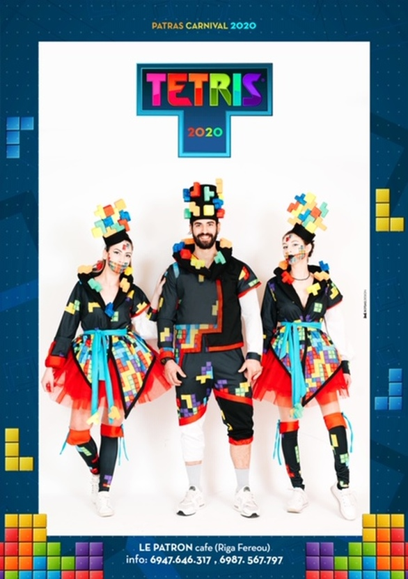 Group 176: Tetris