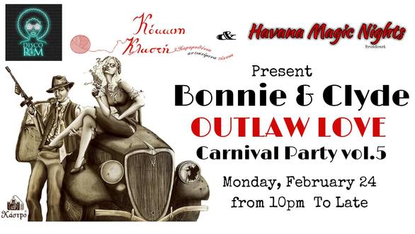 Bonnie & Clyde - Carnival Party vol.5 at Disco Room