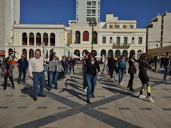 Είδαμε την πρώτη πρόβα για τον μεγαλύτερο χορό disco στην Πάτρα! (pics)