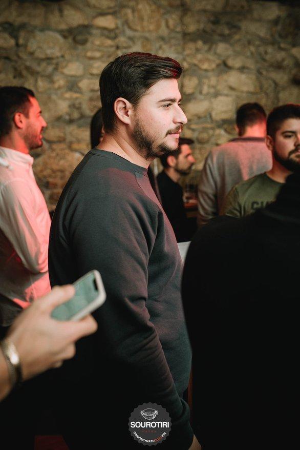 Dj Akis Bardakis στο Σουρωτήρι 08-02-20
