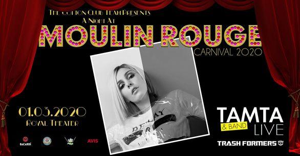 Moulin Rouge Carnival Party - Tamta Vs Trashformers at Royal