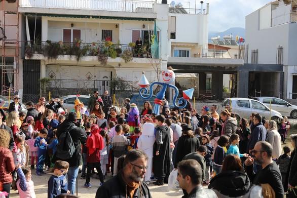Το Καρναβάλι των Μικρών επανέρχεται στο κέντρο της Πάτρας!