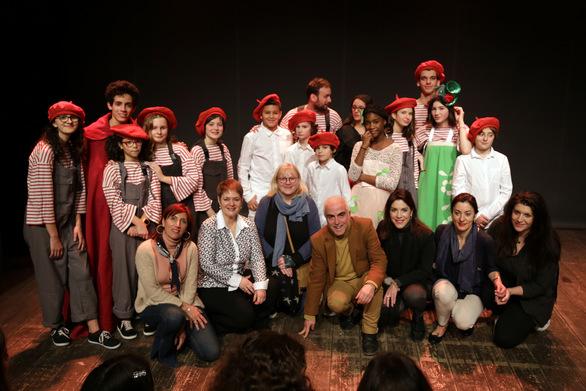 Mια υπέροχη εκδήλωση για παιδιά από το Γαλλικό Ινστιτούτο Πατρών (φωτο)