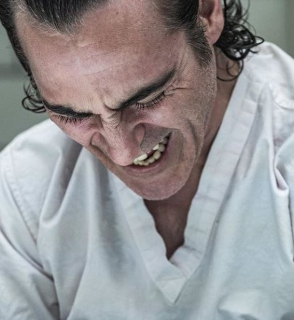 Φωτογραφίες από την τελευταία ημέρα γυρισμάτων του «Joker»