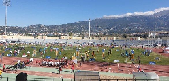 "To Φεστιβάλ Αθλητικών Ακαδημιών ΟΠΑΠ άνοιξε τις ""πύλες"" του στην Πάτρα (pics)"