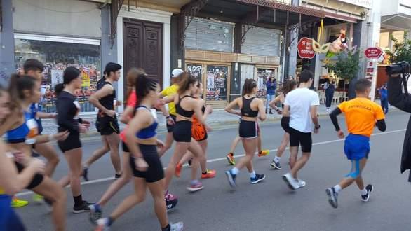 Πάτρα: Δεκάδες βαδιστές έλαβαν μέρος στο 4ο Patras Race Walking Festival - Τα αποτελέσματα