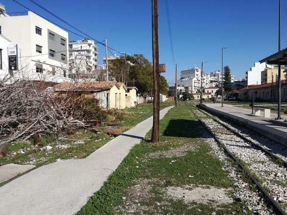 """Πάτρα: """"Κουκλί"""" έγινε ο χώρος του σταθμού του ΟΣΕ στον Άγιο Ανδρέα (φωτο)"""