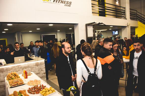 Κοπή Πίτας στο 360 Fitness Club 15-02-20 Part 1/2