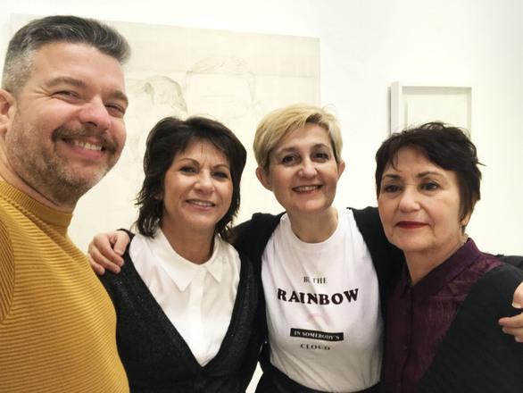 Πάτρα: Mε επιτυχία τα εγκαίνια της έκθεσης Une liaison pornographique στην γκαλερί Cube (φωτο)