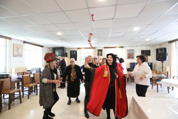 Πάτρα - Μια ιδιαίτερη γιορτή στο Κωνσταντοπούλειο (φωτο)