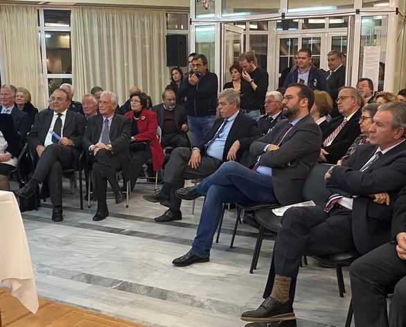 """Ν. Φαρμάκης: «Η """"Ελπίδα"""" αποτελεί μία από τις πολύτιμες κληρονομιές που παραλάβαμε ως νέα Περιφερειακή Αρχή»"""