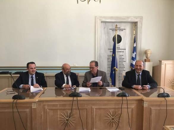Συνεργασία της Περιφέρειας Πελοποννήσου και του ΕΦΕΠΑΕ