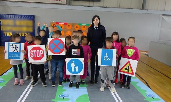 Αιτωλοακαρνανία - Ολοκληρώθηκε το Θεματικό Πάρκο «Κόκκινο στα Ατυχήματα, Πράσινο στη Ζωή» (φωτο)