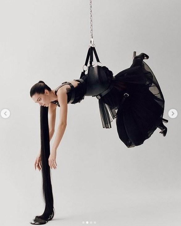 Η Kendall Jenner φωτογραφίζεται ως ημίγυμνο κέρινο ομοίωμα! (φωτο)