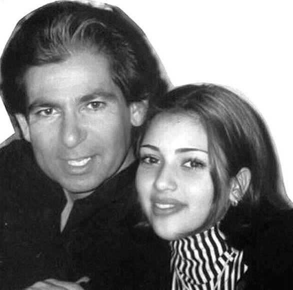 Η Kim Kardashian σε παιδική ηλικία μαζί με τον πατέρα της! (φωτο)