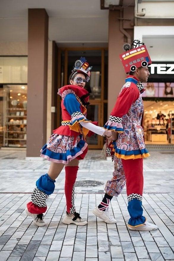 """Πατρινό Καρναβάλι - Το """"London"""" προχωράει σε... κίνηση ματ από την Τετάρτη"""