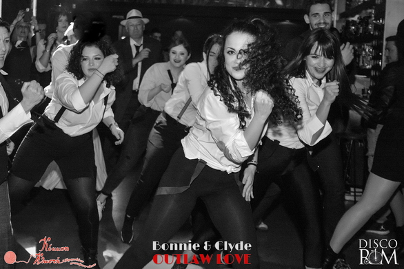 Bonnie & Clyde - Carnival Party vol.5 at Disco Room 24-02-20 Part 1/2
