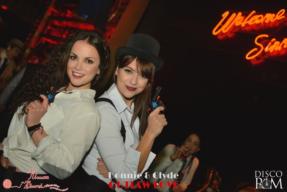 Bonnie & Clyde - Carnival Party vol.5 at Disco Room 24-02-20 Part 2/2