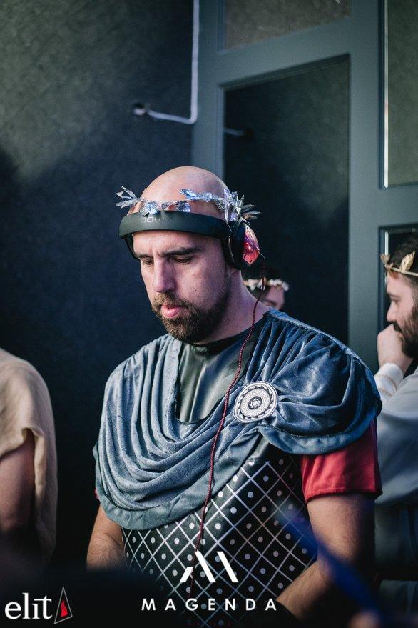 Ρωμαϊκά Όργια at Magenda Νight Life 25-02-20
