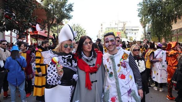 Υπέροχες στιγμές καρναβαλιού στην Πάτρα - Δείτε νέες φωτογραφίες