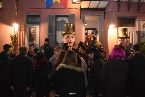 Carnival 2020 στις Χάντρες 28-02-20 Part 1/2