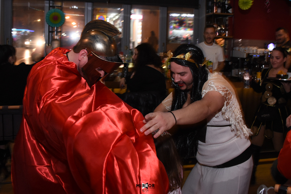 This is Sparta at Mirror 1571 01-03-20 Part 2/3