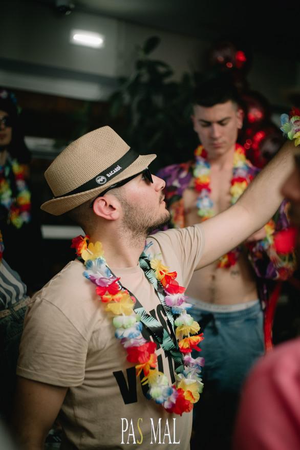 Pas Mal - Διασκεδάσαμε σε ένα αυθεντικό καρναβαλικό party με... εξωτική γοητεία! (φωτο)
