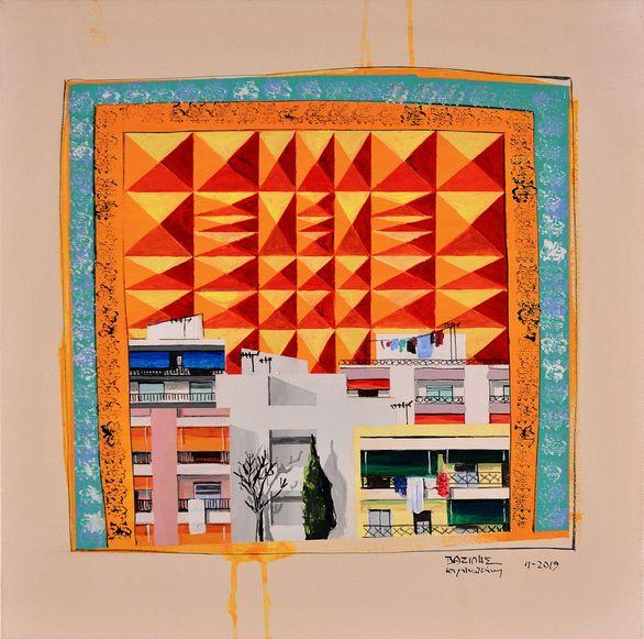 Έκθεση Distinct District | Διακριτή Περιοχή στην Cube Gallery