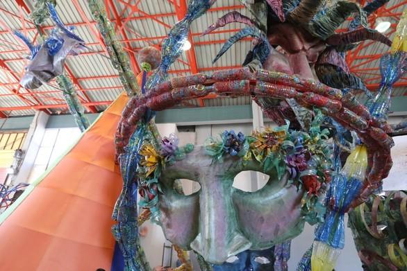 Τα άρματα του Πατρινού Καρναβαλιού 2020 που δεν είδαμε ποτέ (φωτο)