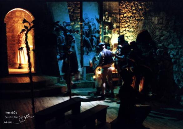 """Πάτρα: Συνεχίζονται οι προβολές των παραστάσεων του """"Ρεφενέ"""" - Έρχεται... η Γιαννούλα η Κουλουρού"""